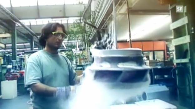 Video «Schweizer Industrie: Niedergang verschoben» abspielen