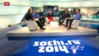 Video «Teil 1: Langlauf-Olympia-Sieger Dario Cologna» abspielen