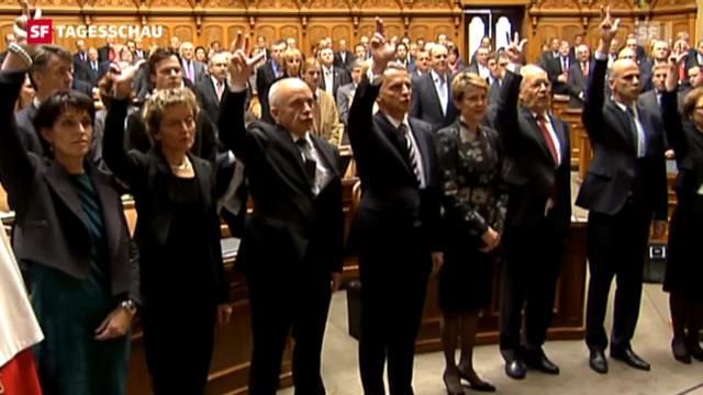 Bundesrat will nicht vom Volk gewählt werden