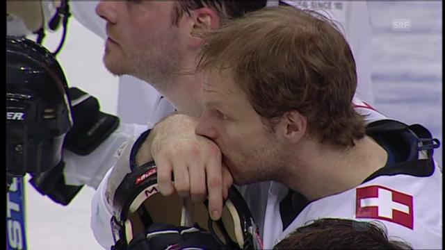 Eishockey-WM: Rückblick auf Schweizer Viertelfinals