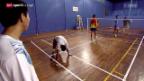 Video «Badminton - Mekka Indonesien: wie Kinder gedrillt werden» abspielen