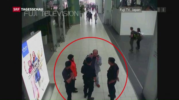 Video «Nordkorea und Malaysia» abspielen