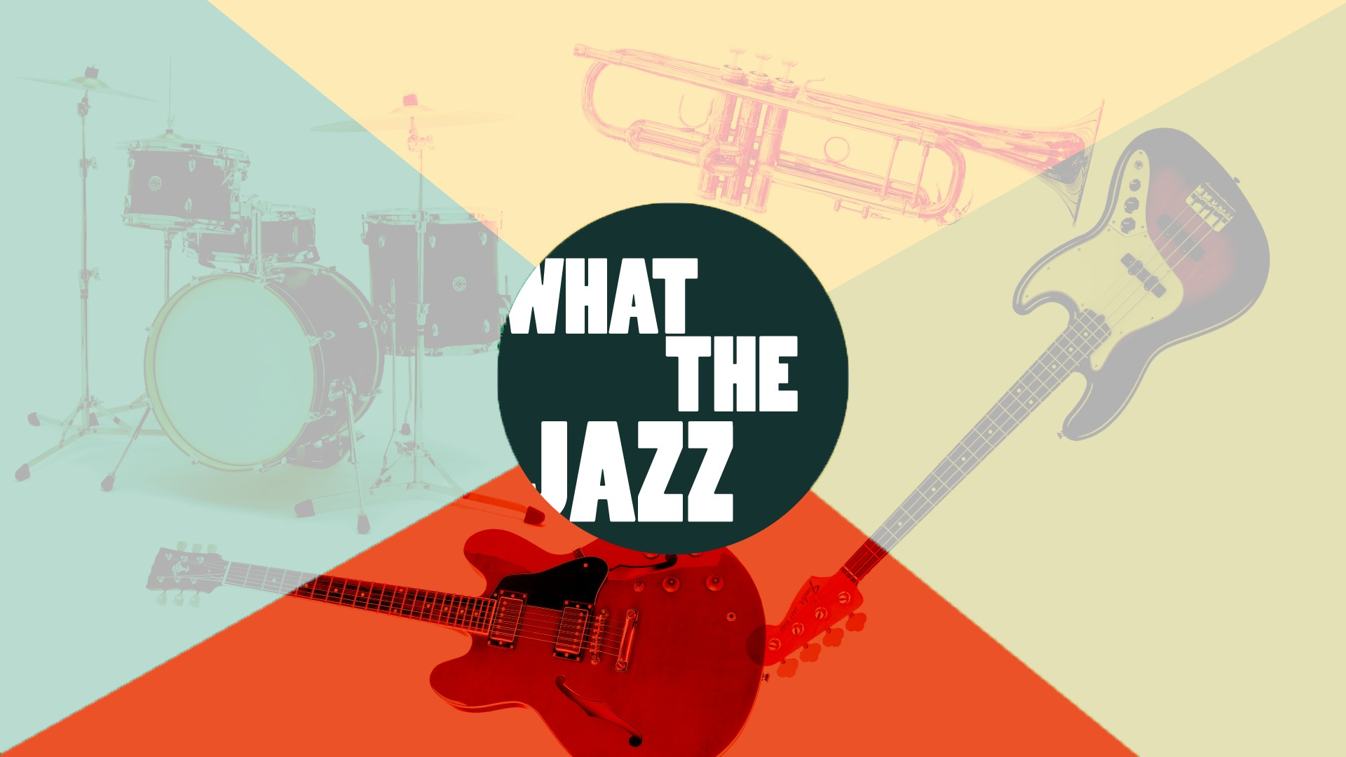 What the Jazz...? – La ghitarra