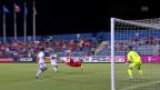 Video «Montenegros Jovetic: Per Traumtor zum Hattrick» abspielen