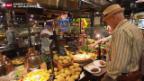 Video «Kafi, Pasta, Rösti & Besuch im Naturpark Aubonne» abspielen