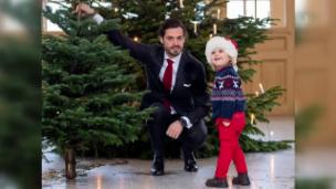 Video «Royale Weihnachten» abspielen