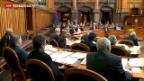 Video «Weiterhin sieben Bundesräte» abspielen