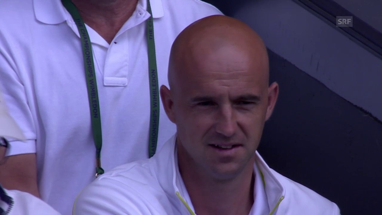 Tennis: Ivan Ljubicic neuer Coach von Roger Federer