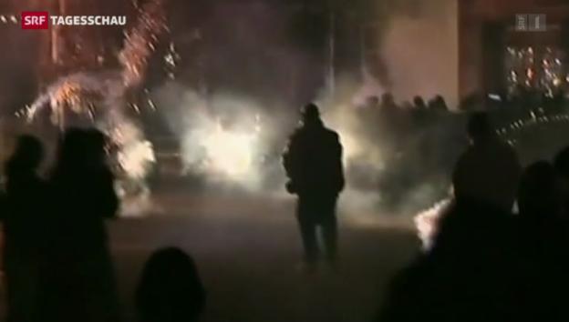 Video «Tagesschau vom 25.11.2014, 19:30» abspielen