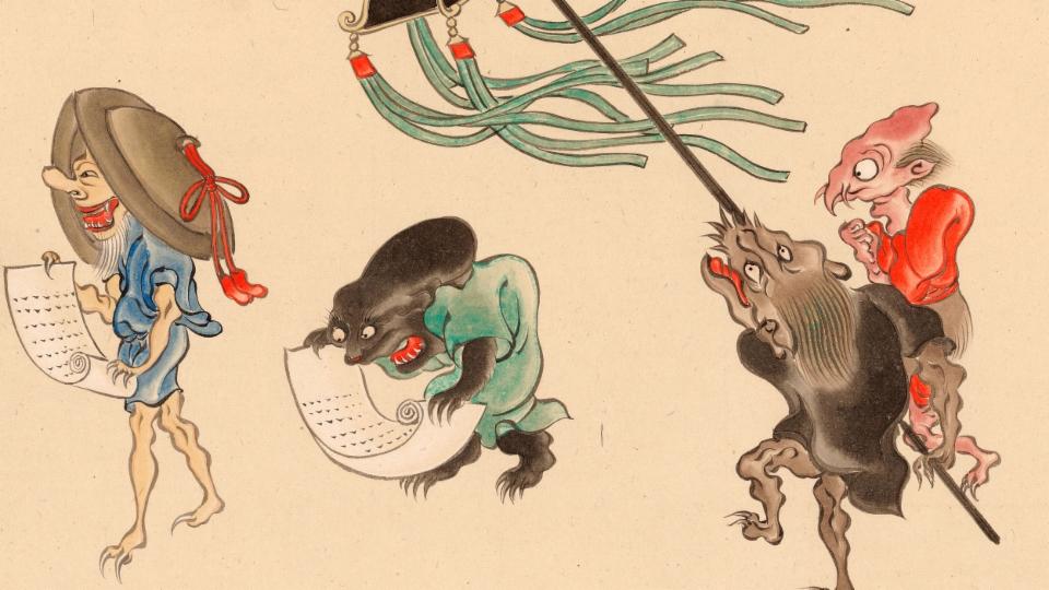 Museum Rietberg: Narrative Kunst aus Japan