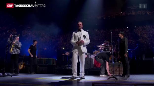 Video «Ein besonderes Konzert» abspielen