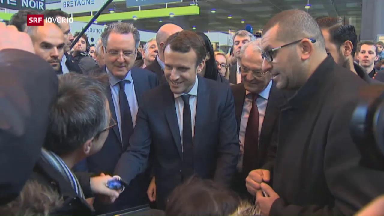 Macron – kann er Brücken schlagen?