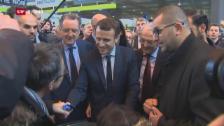 Video «Macron – kann er Brücken schlagen?» abspielen
