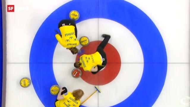 Schweizer Curlerinnen holen WM-Gold