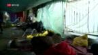 Video «Bund bestraft Kantone mit lascher Ausschaffungspraxis» abspielen