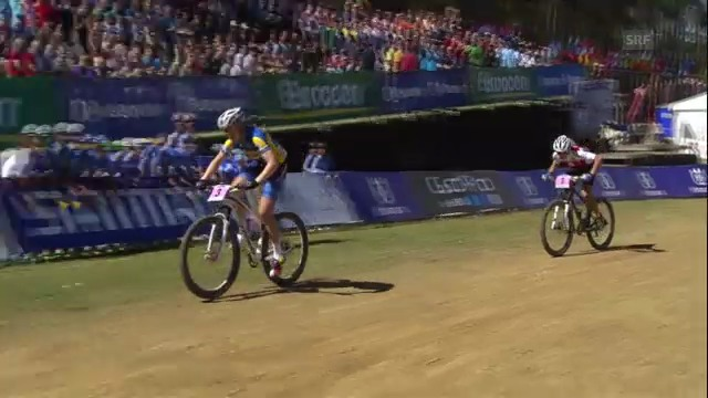 MTB-WM, Eliminator Frauen