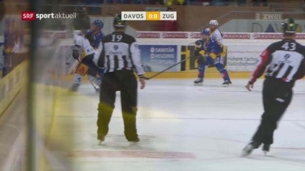 Video «Sciaronis Check gegen Morant» abspielen