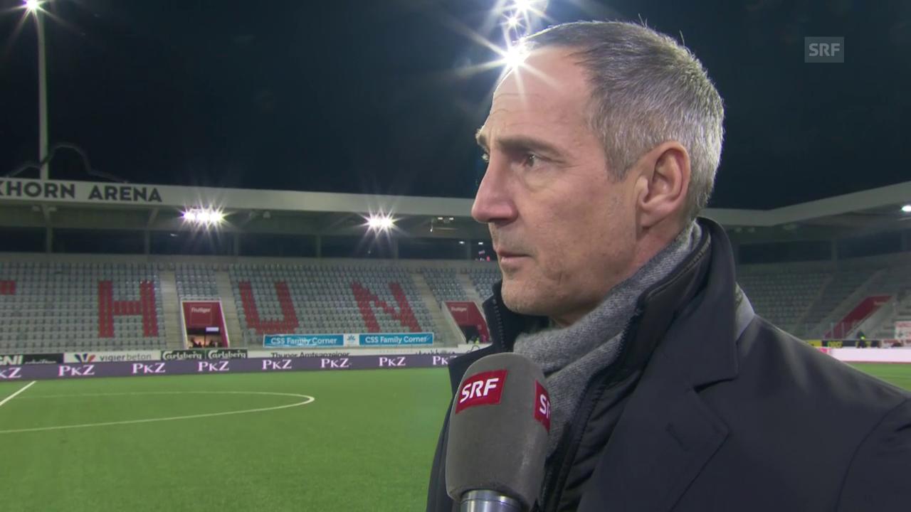 Hütter: «Haben das Derby viel zu spät angenommen»