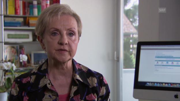 Video «Susanna Fassbind zur Altersvorsorge» abspielen