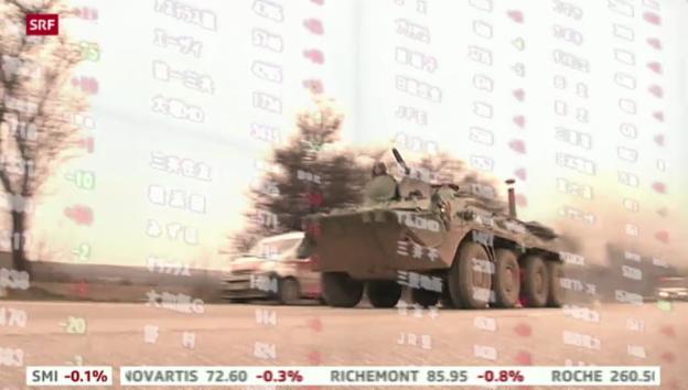 Video «SRF Börse vom 10.03.2014» abspielen