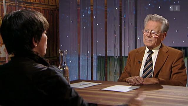 Aus dem Archiv: Hans Küng und Margot Kässmann im Gespräch (2007)