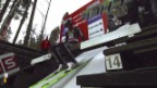 Video «2. Sprung Gregor Deschwanden («sportlive», 21.12.13)» abspielen