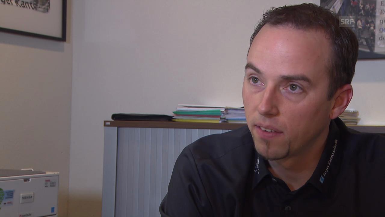 Eishockey: Interview mit EVZ-CEO Lengwiler zur Entlassung von Doug Shedden
