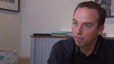 Video «Eishockey: Interview mit EVZ-CEO Lengwiler zur Entlassung von Doug Shedden» abspielen