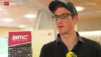 Video «Rad: Stefan Küng nach seinem Sturz beim Giro» abspielen