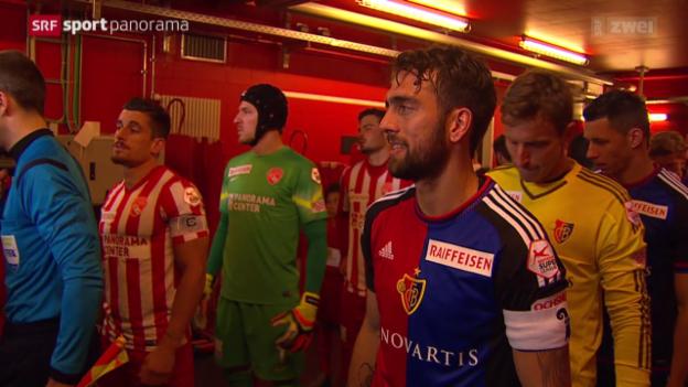 Video «Thun trotz dem FCB ein 1:1 ab» abspielen