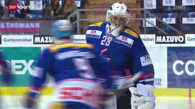 Video «Eishockey: Kloten - Genf» abspielen