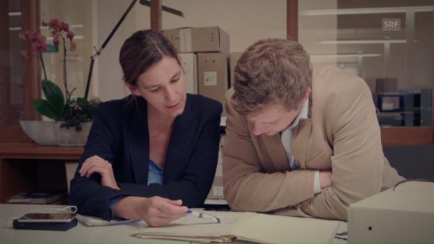 Video «Kunstjagd – Die Spurensuche nach einem verschollenen Bild» abspielen