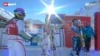 Video «Ski alpin: Riesenslalom der Männer» abspielen