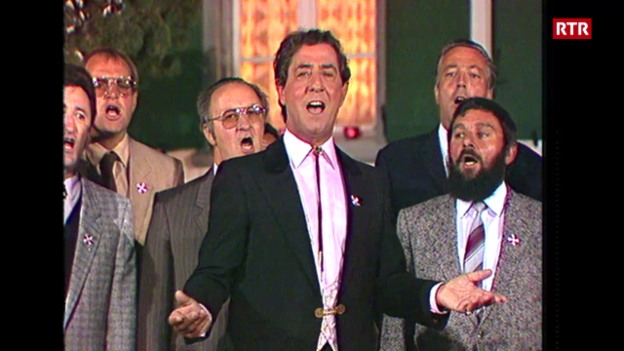 Laschar ir video «Segl 1. d'avust 1986»