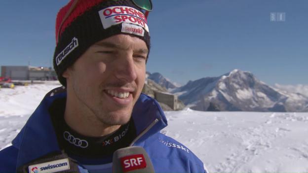 Video «Skistars: Erinnerungen an den Sommer» abspielen