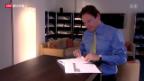 Video «Scharfes Geschütz gegen Energiewende» abspielen
