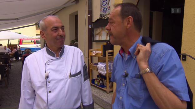 Video «Kanton Wallis – Tag 1 – Steakhouse zum Eidgenossen (Wiederholung)» abspielen