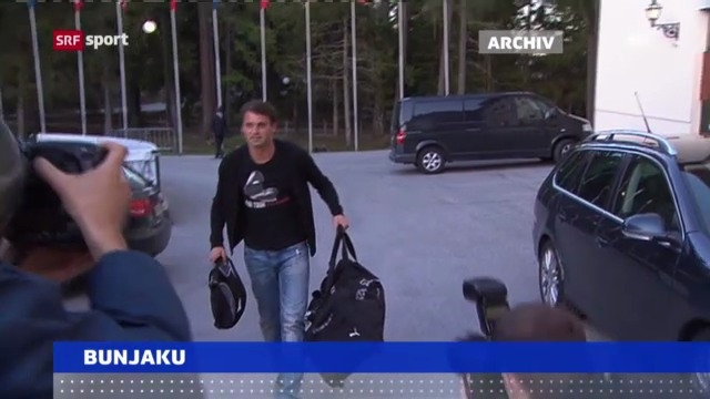 Fussball: Bunjaku fällt aus
