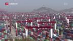 Video «Erste Handelsschlacht zwischen China und USA» abspielen