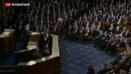 Video «Knatsch zwischen Netanjahu und Obama» abspielen