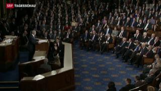 Video «Knatsch zwischen Netanjahu und Obama » abspielen