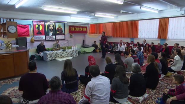 Video «Zur alevitischen Hizir-Zeremonie» abspielen