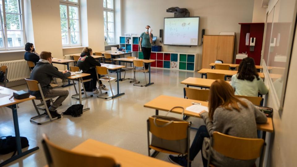 Nach den Sommerferien: Delta-Variante an Schulen