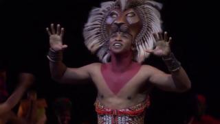 Video «Prominente Alphamännchen: «Lion King» feiert Premiere» abspielen