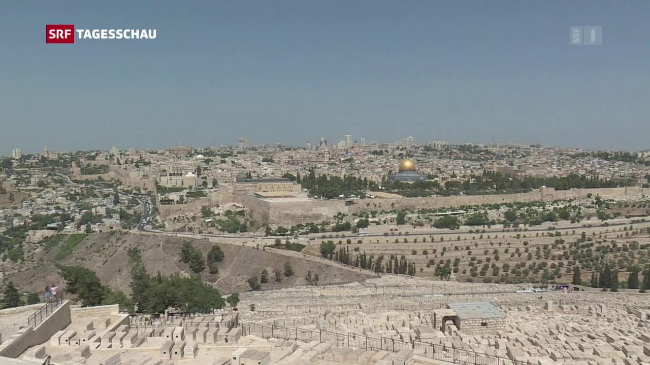US-Botschaft schneller in Jerusalem als erwartet