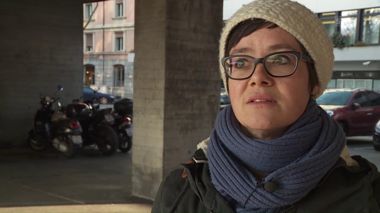 Carmen Berchtold, Koordinatorin «Sozialer Stadtrundgang»