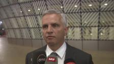 Video «Bundesrat Burkhalter über die Geberkonferenz» abspielen