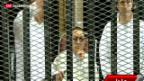 Video «Mubarak erneut vor Gericht» abspielen