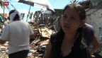Video «Tacloban: Augenschein nach dem Taifun» abspielen
