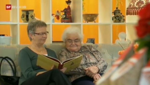 Video «Erstes Schweizer Alzheimer-Dorf» abspielen
